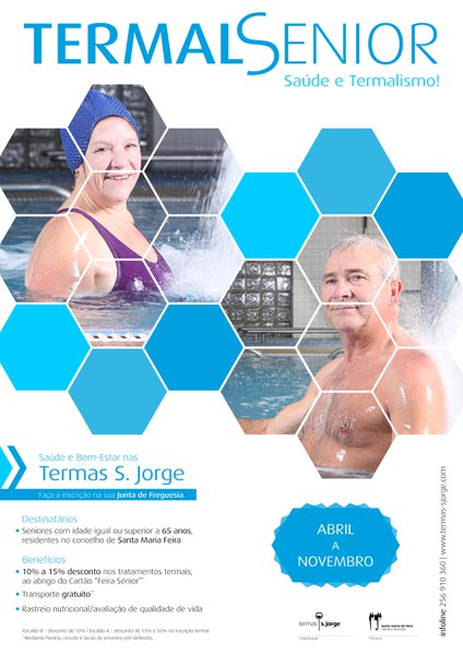Cartaz Termalsenior 2016